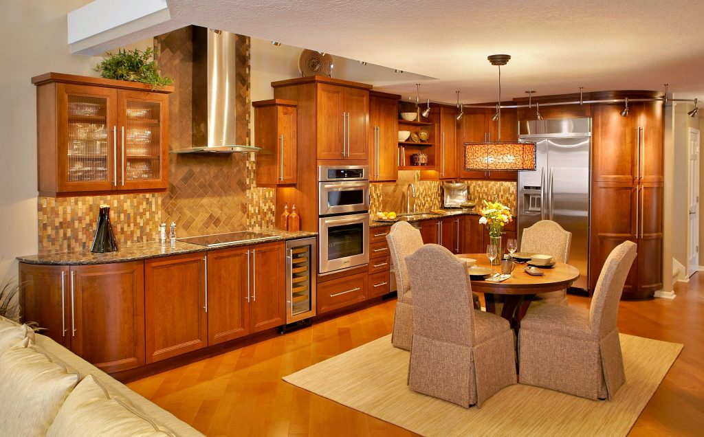 Brandon Lake Cottage Kitchen